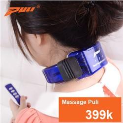 Máy massage cổ, gáy chính hãng PuLi