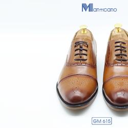Giày da Ý cao cấp – GM615 + Tặng bộ quà 5 món