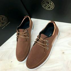 HÀNG NHẬP CAO CẤP - Giày bata nam 2 màu cực đẹp