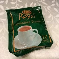 Trà sữa Royal Myanmar Tea Mix