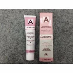 Kem đặc trị nám, tàn nhang và làm trắng da Achromin của Nga