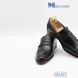 Giày da Ý cao cấp – GM601 + Tặng bộ quà 5 món
