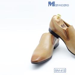 Giày da Ý cao cấp – GM612 + Tặng bộ quà 5 món