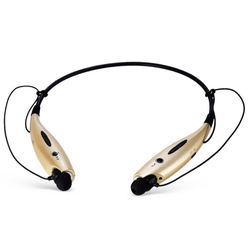 Tai Nghe Bluetooth choàng cổ 730 - Vàng
