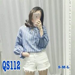 quần short rách lai