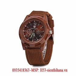 Đồng hồ nam nữ thể thao cá tính cực chất H53