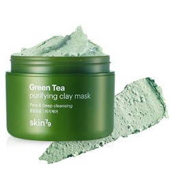 Mặt Nạ Trà Xanh Skin79 Green Tea Purifying Clay Mask
