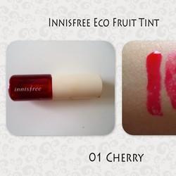Son INNISFREEe Eco Fruit Tint  màu Cherry