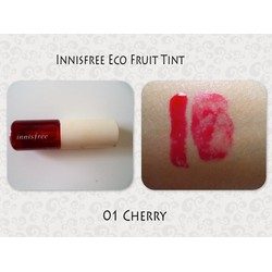 Son INNISFREE Eco Fruit Tint  màu Cherry