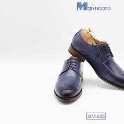 Giày da Ý cao cấp – GM605 + Tặng bộ quà 5 món