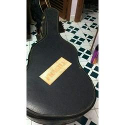 Vali hộp đựng đàn guitar classic  simili cũ