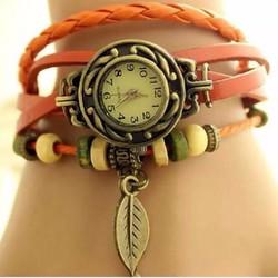 Giới thiệu sản phẩm Đồng hồ nữ dây giả da