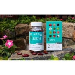 Thực phẩm bảo vệ sức khỏe Omega3+ Chong Kun Dang