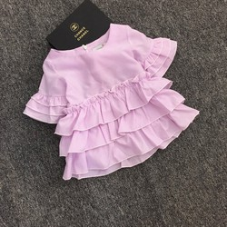 Áo tầng cho bé gái