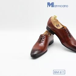 Giày da Ý cao cấp – GM611 + Tặng bộ quà 5 món