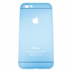 Ốp lưng viển nhôm cho IPhone 6,6S xanh biển