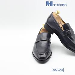 Giày da Ý cao cấp – GM603 + Tặng bộ quà 5 món