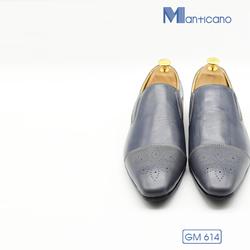 Giày da Ý cao cấp – GM614 + Tặng bộ quà 5 món