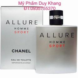 Nước hoa Chanel Allure Homme Sport . cam kết hàng chính hãng.