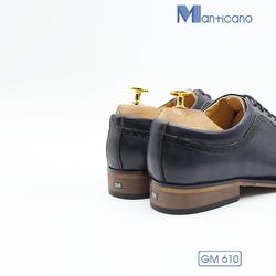 Giày da Ý cao cấp – GM610 + Tặng bộ quà 5 món
