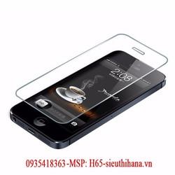 Miếng dán kính cường lực từ tính 2 lớp cho iPhone 4 4s H65
