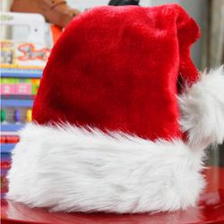 Nón nhung dày Noel dành cho người lớn