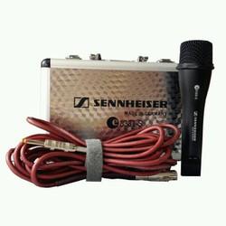 Mic hát Karaoke cao cấp có dây Sennheiser 838II-S
