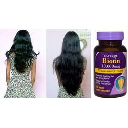 Viên uống mọc tóc Biotin 100 viên nhập khẩu Mỹ