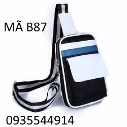 Túi đeo nam cá tính B87