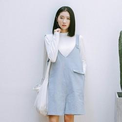 đầm kiểu yếm form suông cực xinh Yelia Dress