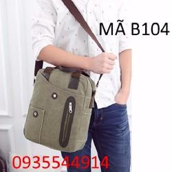 Túi đeo nam cá tính B104