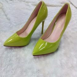 Giày cao gót  10cm