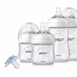 Bộ bình sữa mô phỏng tự nhiên khởi đầu cho bé AVENT SCD290.01