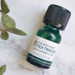 TINH DẦU TRỊ MỤN THE BODY SHOP. TEA TREE OIL
