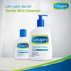 🌱 SỮA RỬA MẶT CETAPHIL GENTLE SKIN CLEANSER