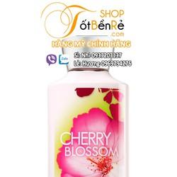 Sữa dưỡng thể Cherry Blossom 236ml