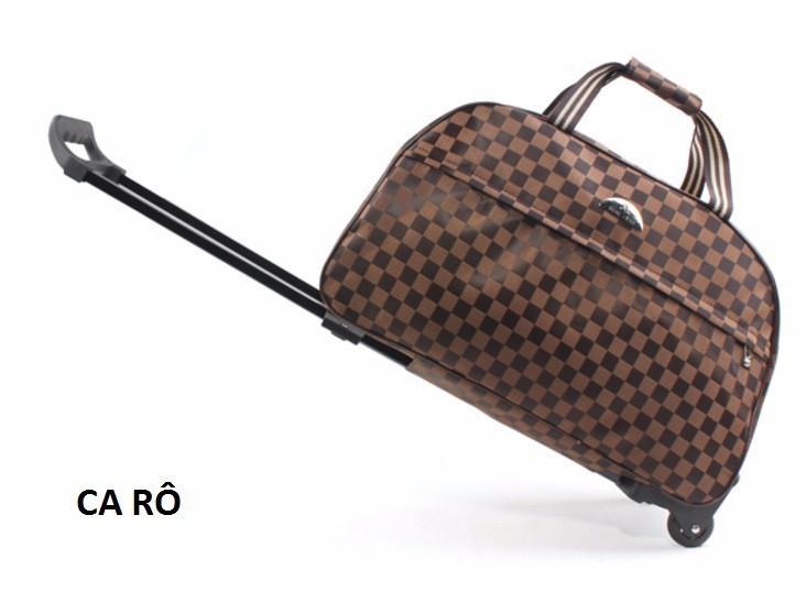 Vali túi xách du lịch tranh vẽ - loại nhỏ 2