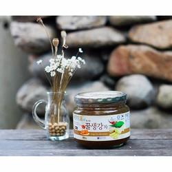 Mật ong gừng Hàn Quốc Ginger Tea With Honey Chong Kun Dang