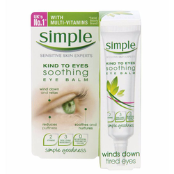 KEM DƯỠNG MẮT SIMPLE KIND TO EYES SOOTHING EYE BALM