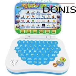 Đồ chơi máy tính xách tay cho bé song ngữ tiếng Anh