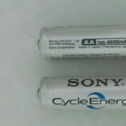 Pin sạc Sony AA