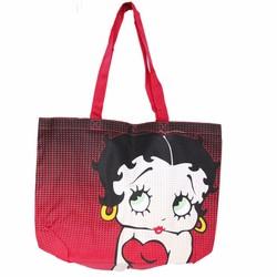 Túi xách vải nhiều họa tiết ngộ nghĩnh