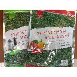 Combo 3 túi Rong biển tẩm vị Big C - hàng xách tay Thailand
