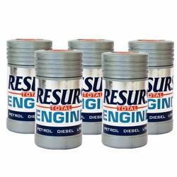 Bộ 5 phụ gia giảm nhiệt, tăng công suất động cơ RESURS 50gr