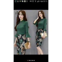 Hang nhap-Set len chan vay hoa