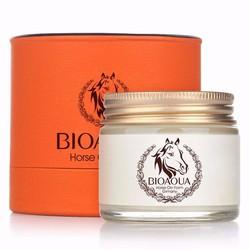 Kem dưỡng trắng da chống lão hóa chiết suất dầu ngựa Guerisson - OKIIU