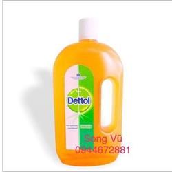 Nước rửa đa năng diệt khuẩn Dettol 1000ml - DT02001