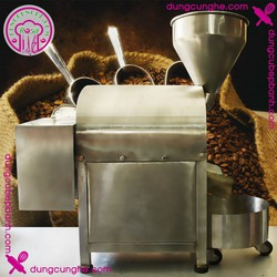 Máy rang cafe Việt - Giá rẻ - Chất lượng cao - 3kg