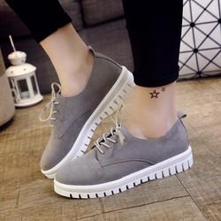 Giày nữ - giày buộc dây nữ
