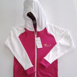 Áo khoác nhẹ bé gái 10T12T hiệu LUXEVA